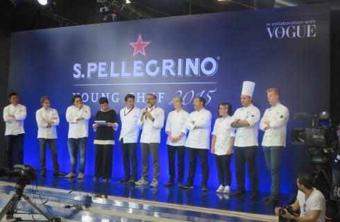 Young Chef Cup San Pellegrino: intervista a Paolo Griffa
