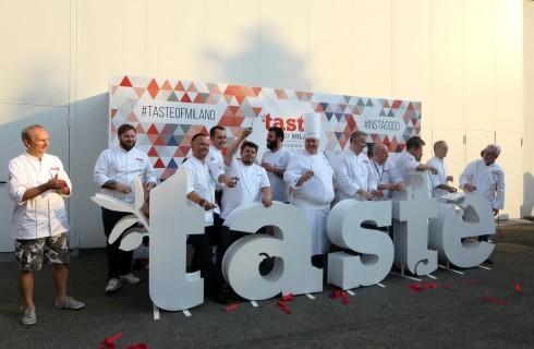 I piatti migliori di Taste of Milano