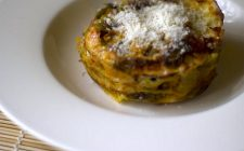 La videoricetta delle lasagnette con salsiccia e castelmagno