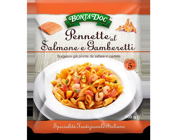 pennette-salmone
