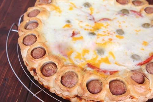 20 pizze dal mondo che dovreste assaggiare agrodolce for Cucinare hot dog