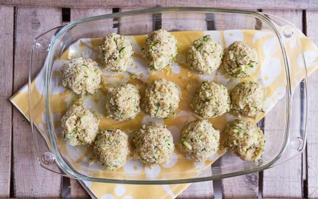 polpette di quinoa e zucchine (4)