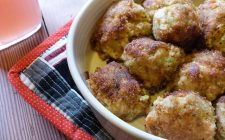 Le polpette di zucchine e patate al forno con la ricetta leggera