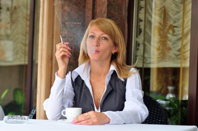 fumare al ristorante