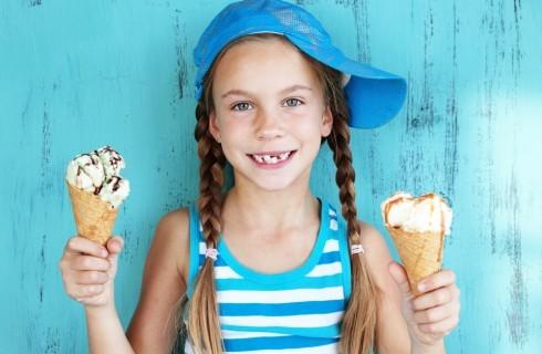 11 buoni motivi per mangiare un gelato