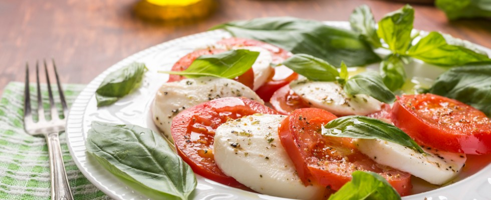 20 varianti per ravvivare l'insalata caprese