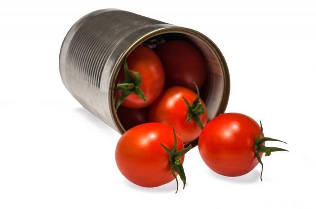 pomodori in scatola