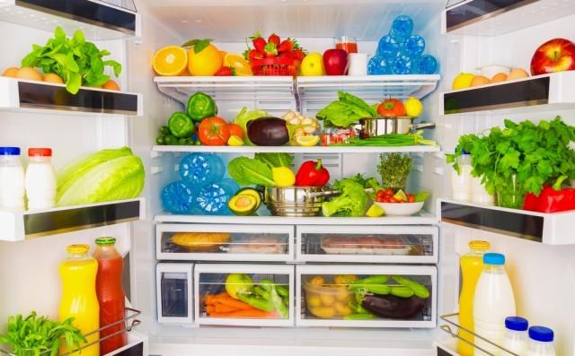 frigorifero pieno