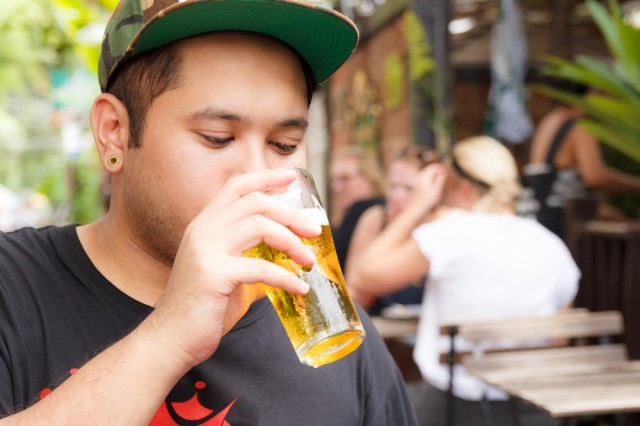 bere birra