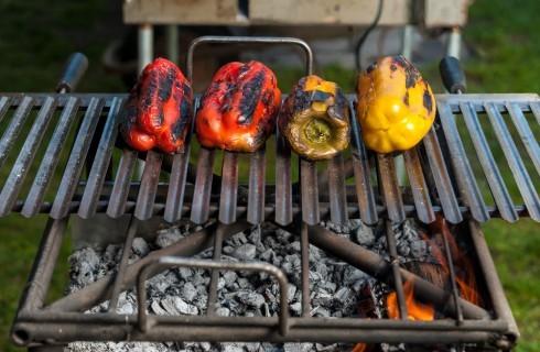 5 trucchi per spellare i peperoni