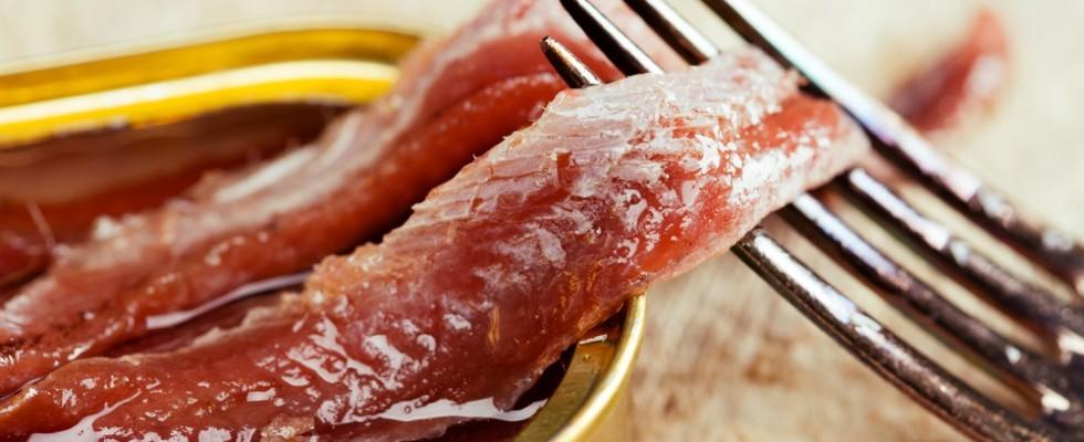 10 modi per mangiare le alici
