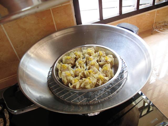 wok a vapore