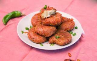 Batata vada, crocchette di patate indiane