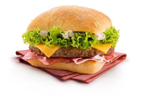 McDonald's celebra le eccellenze DOP e IGP italiane con due nuovi panini