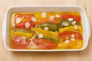 Peperoni marinati: ricetta semplice