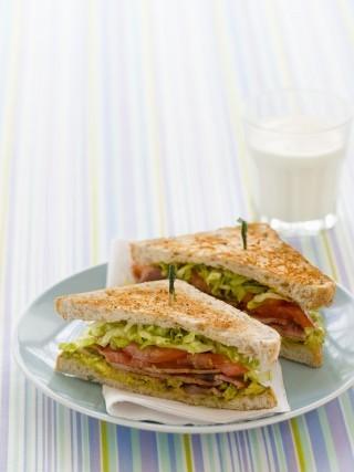 BLT, sandwich all'americana