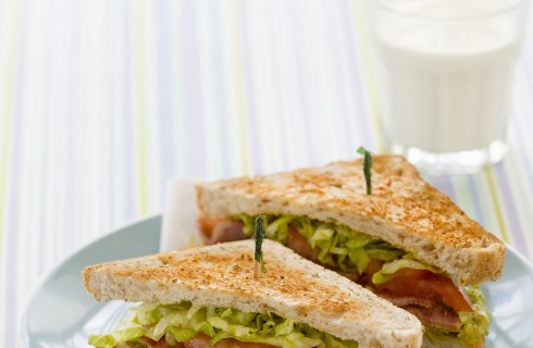 BLT, sandwich all'americana