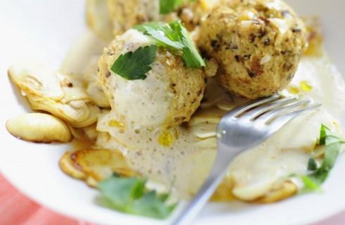 Polpette di Tofu e patate
