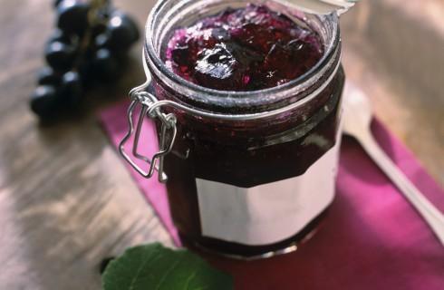 Marmellata di uva rossa