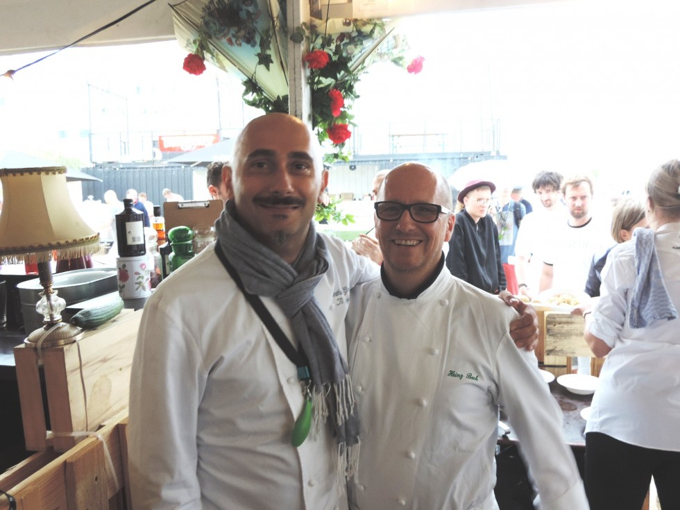 Cartoline dal Flemish Food Bash 2015 - Foto 7