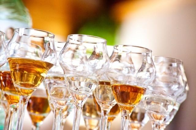 Bicchieri da distillato
