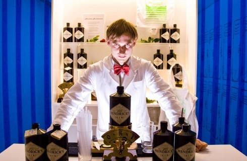 Cocktail che si respirano: il futuro passa da Londra