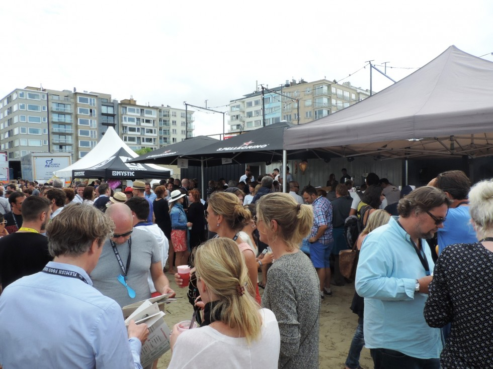 Cartoline dal Flemish Food Bash 2015 - Foto 13