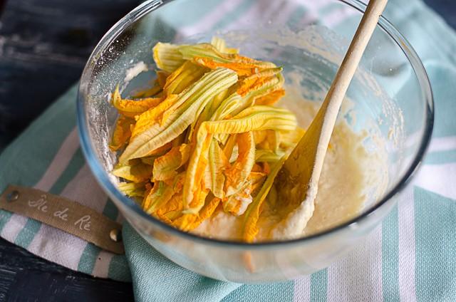 Frittelle di fiori di zucchina-2