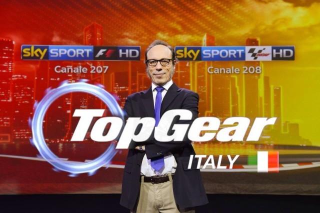 Guido Meda top gear