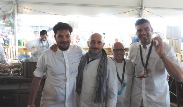 I 4 chef italiani