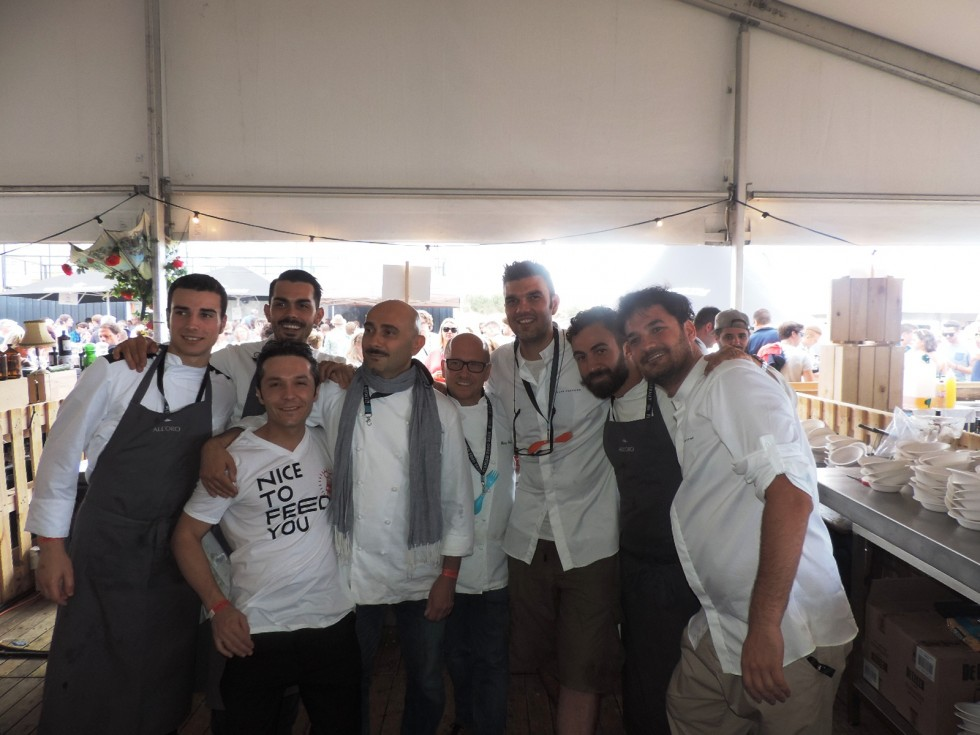 Cartoline dal Flemish Food Bash 2015 - Foto 30