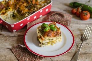 Lasagne vegetariane perfette per l'estate