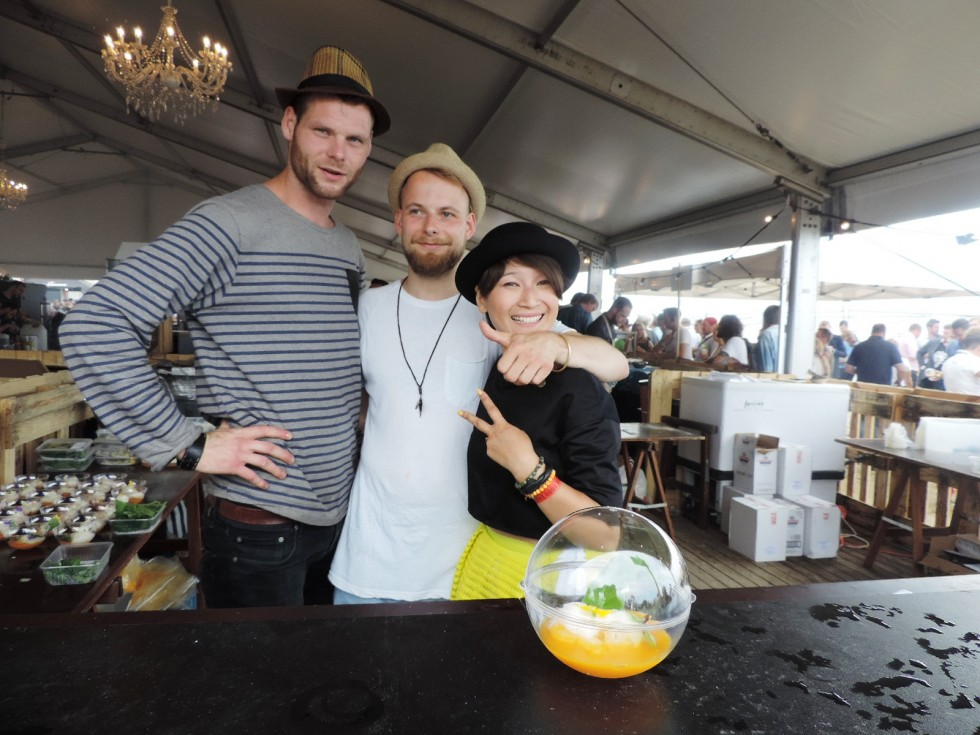Cartoline dal Flemish Food Bash 2015 - Foto 32