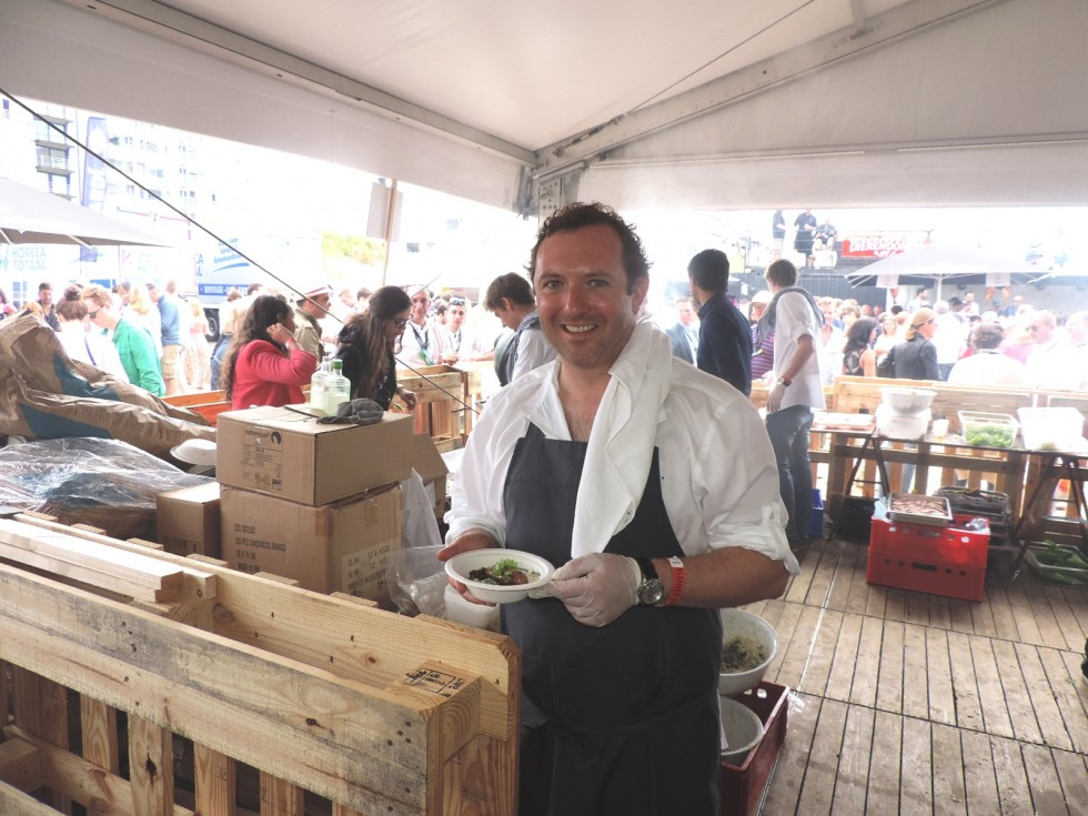 Cartoline dal Flemish Food Bash 2015 - Foto 35