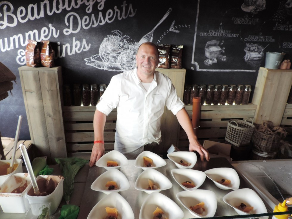 Cartoline dal Flemish Food Bash 2015 - Foto 37