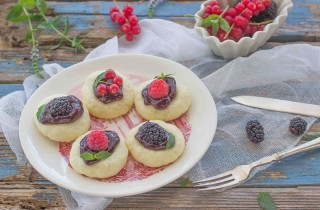 Cheesecake cookies: croccanti e freschi