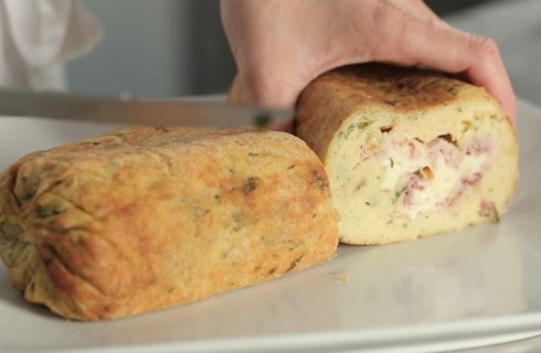 Rotolo di patate: la video ricetta