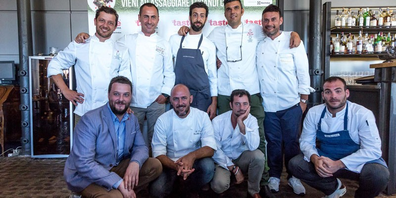 Taste of Roma 2015: chi, cosa, come