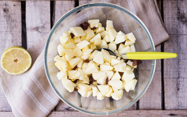 Torta di mele e ricotta (1)