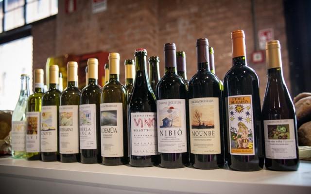 bottiglie di vino viniveri
