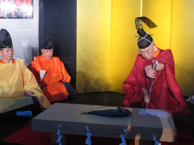 cerimonia della spada