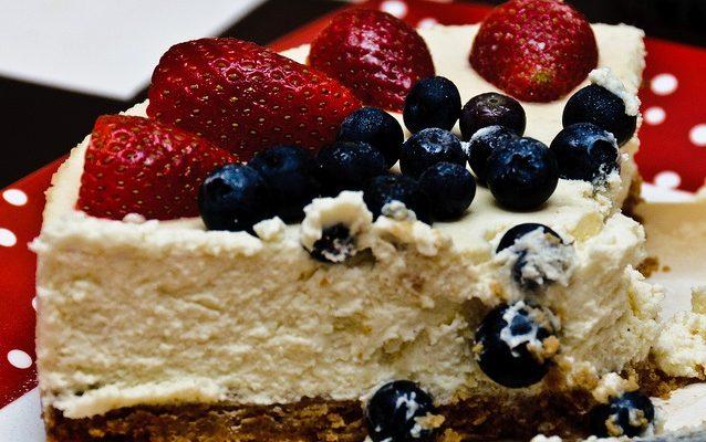 New York Cheesecake: la ricetta golosa di Andrea Mainardi