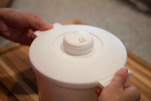 contenitore per microonde