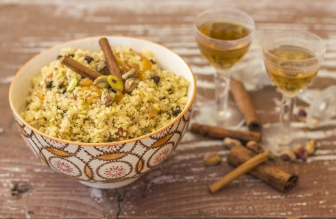 Cous cous dolce: ricetta siciliana