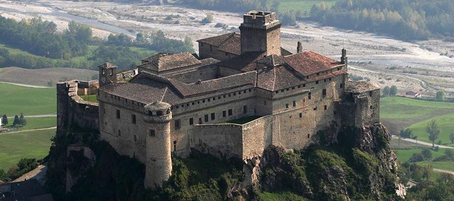 Castle Street Food: una merenda nei castelli italiani