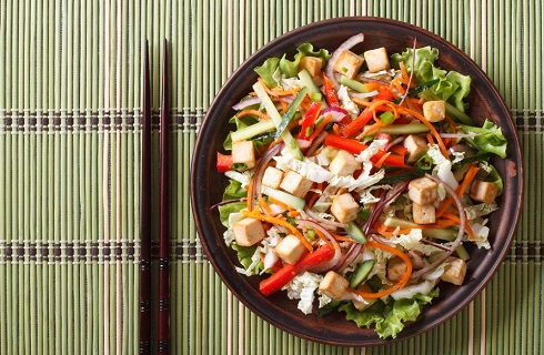 cucina vegana agrodolce