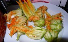 La pasta ai fiori di zucca e panna con la ricetta veloce