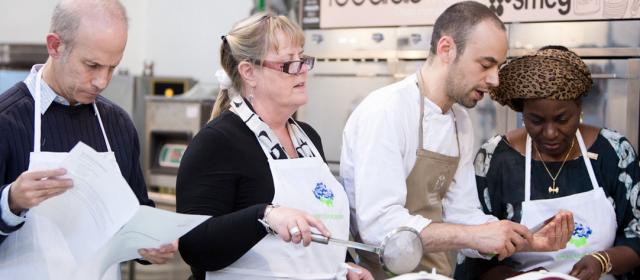 14 scuole di cucina che vale la pena frequentare agrodolce - Scuola di cucina torino ...