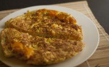 Ecco la frittata ai fiori di zucca con la ricetta per il Bimby