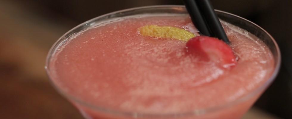 Frozen Daiquiri: il video cocktail